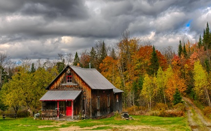Hardwood Flats Camp